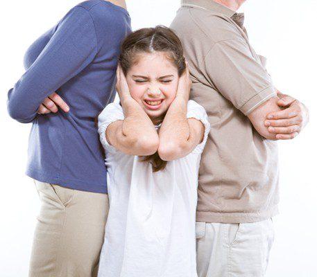 conflits du divorce ou de la séparation
